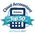 2017 - Top 50 Cloud Accountant