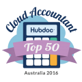 2016 - Top 50 Cloud Accountant