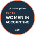 2017 - Top 50 Women in Accounting