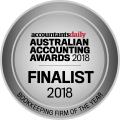 2018 Bookkeeping Firm of the Year