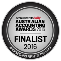 2016 Finalist - Bookkeeping Firm of the Year