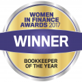 2017 Winner - Bookkeeper of the Year