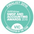 2018 Finalist - Bookkeeper of the Year