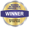 2018 Winner - Bookkeeper of the Year