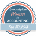 2018 - Top 50 Women in Accounting